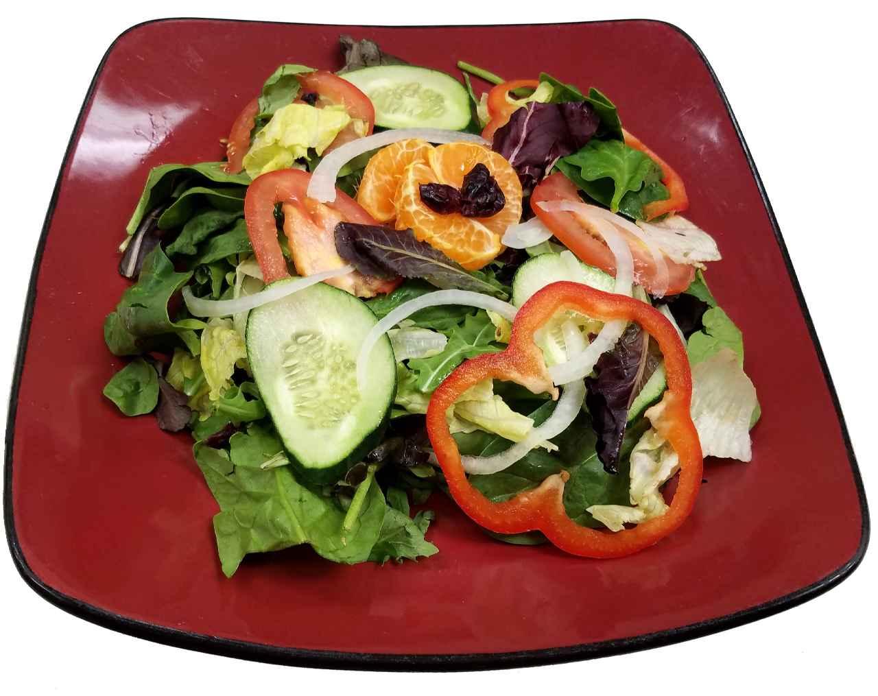 61. Sweet Tangerine Salad