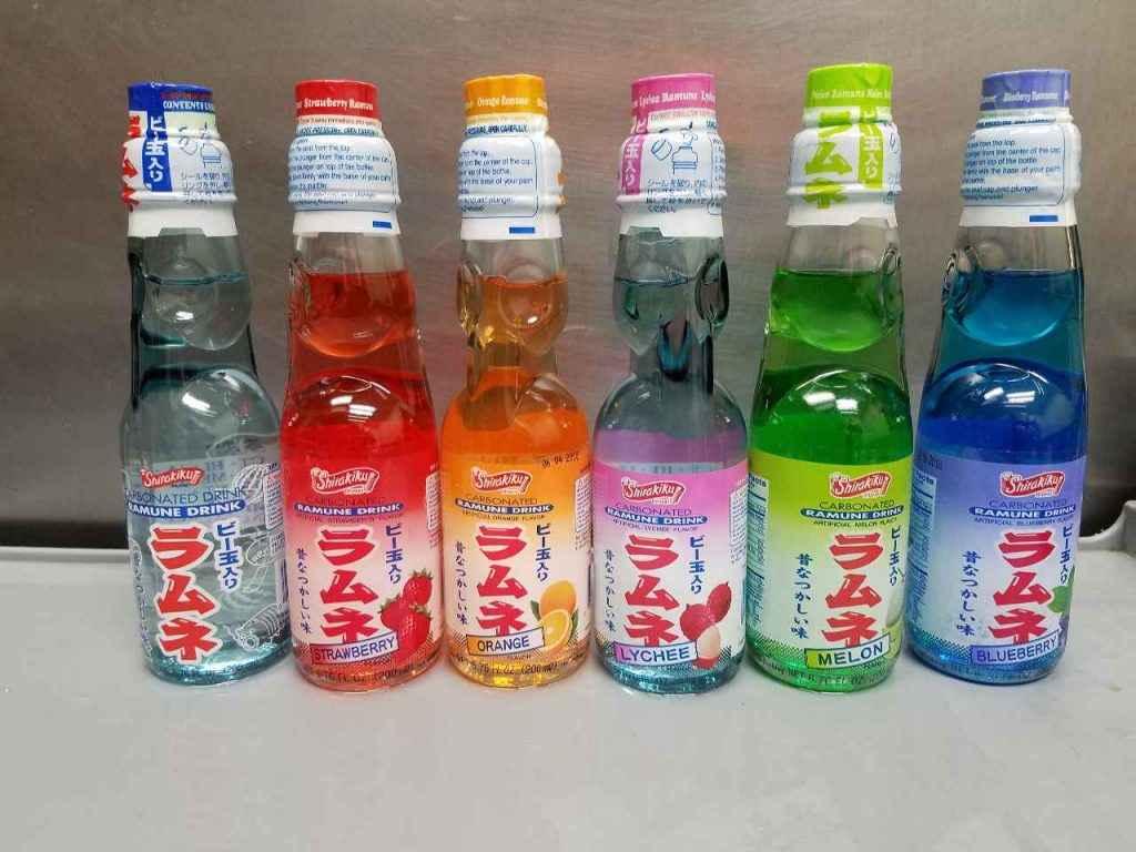 87. Japan Ramune Drink
