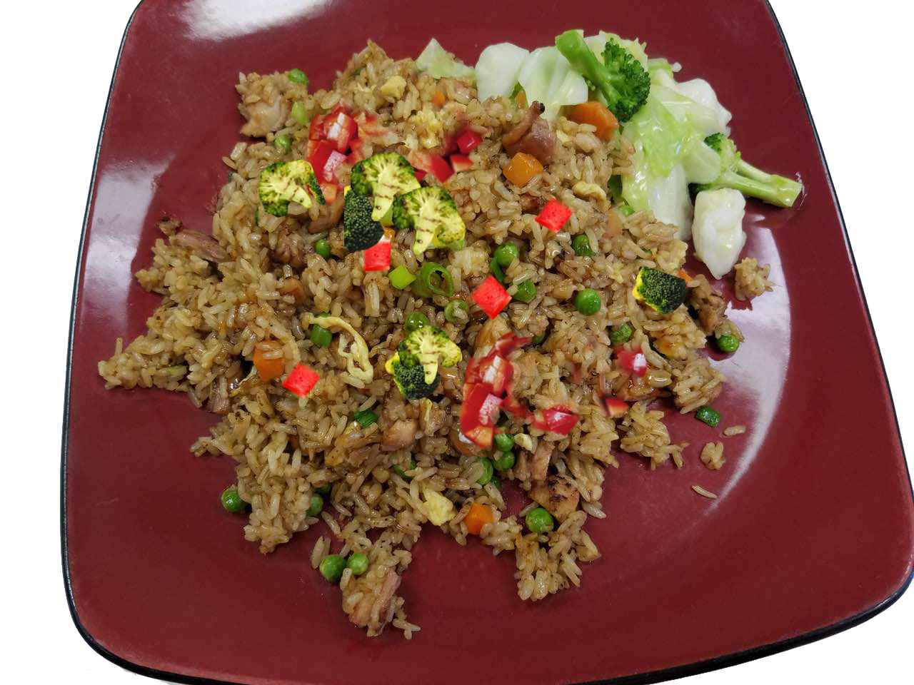 34. Veggie Fried Rice