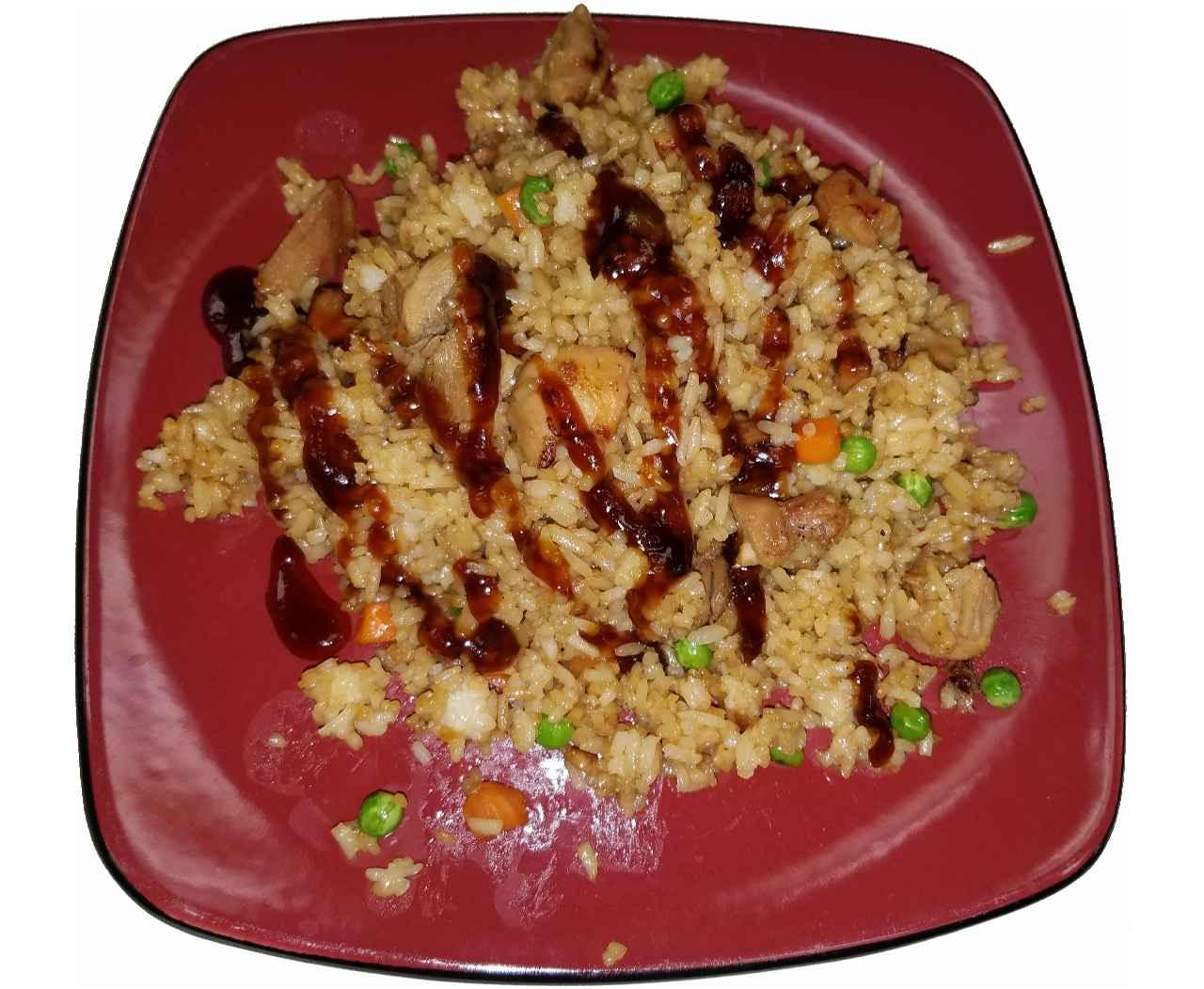 43. Kids Chicken Fried Rice