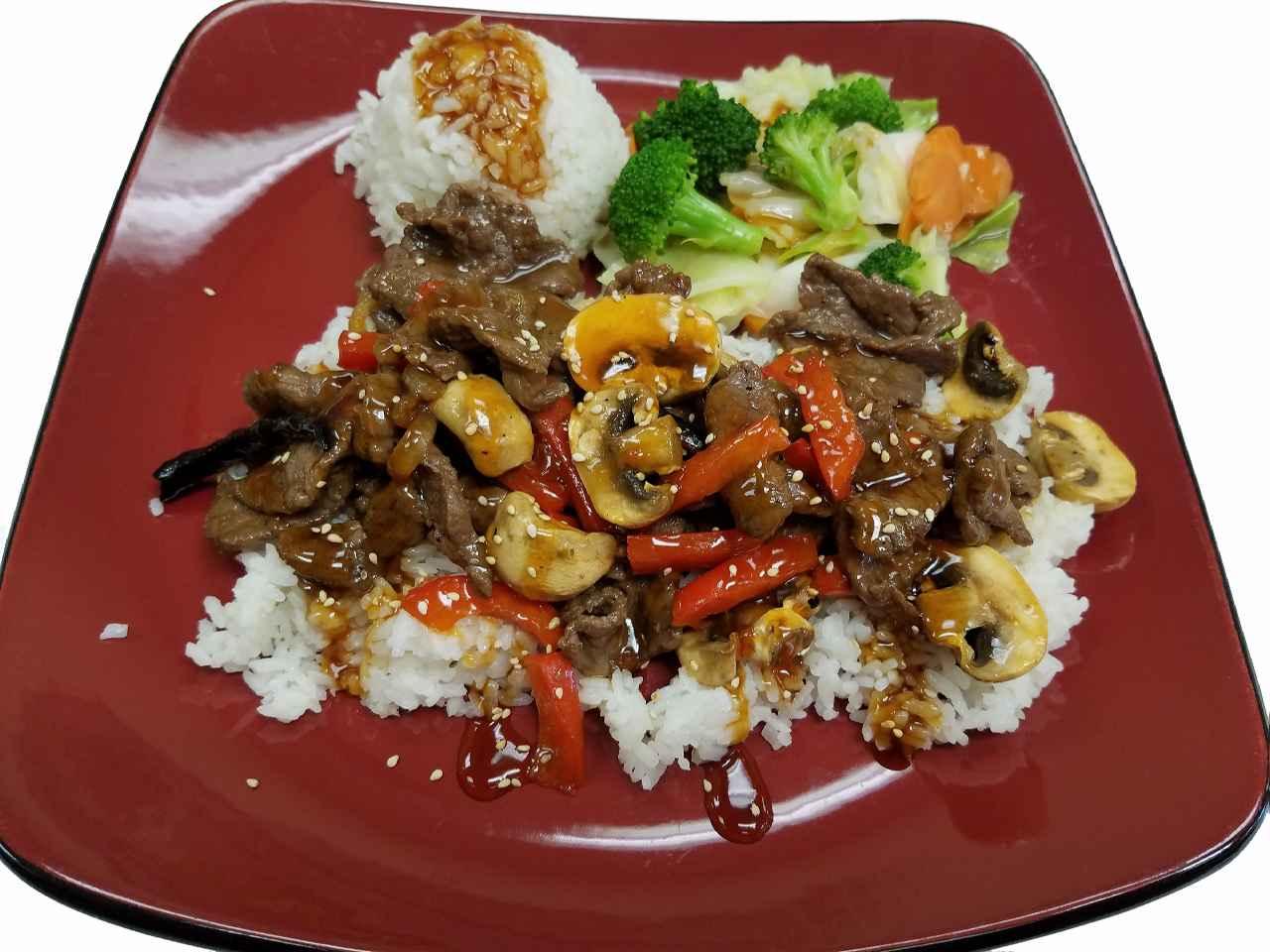#5. Spicy Beef Bul-Go-Gi – HOT!