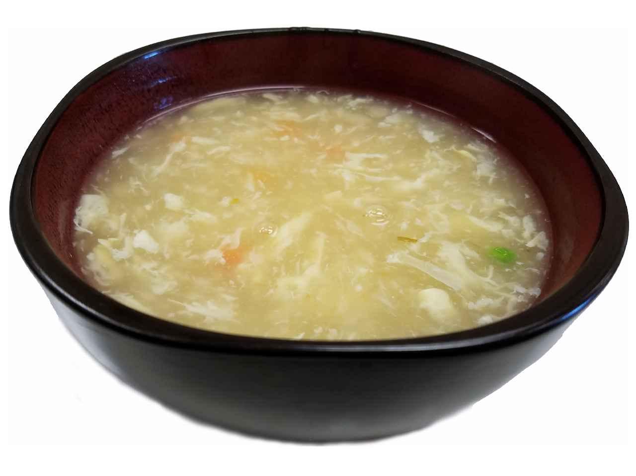 51. Egg Flower Soup