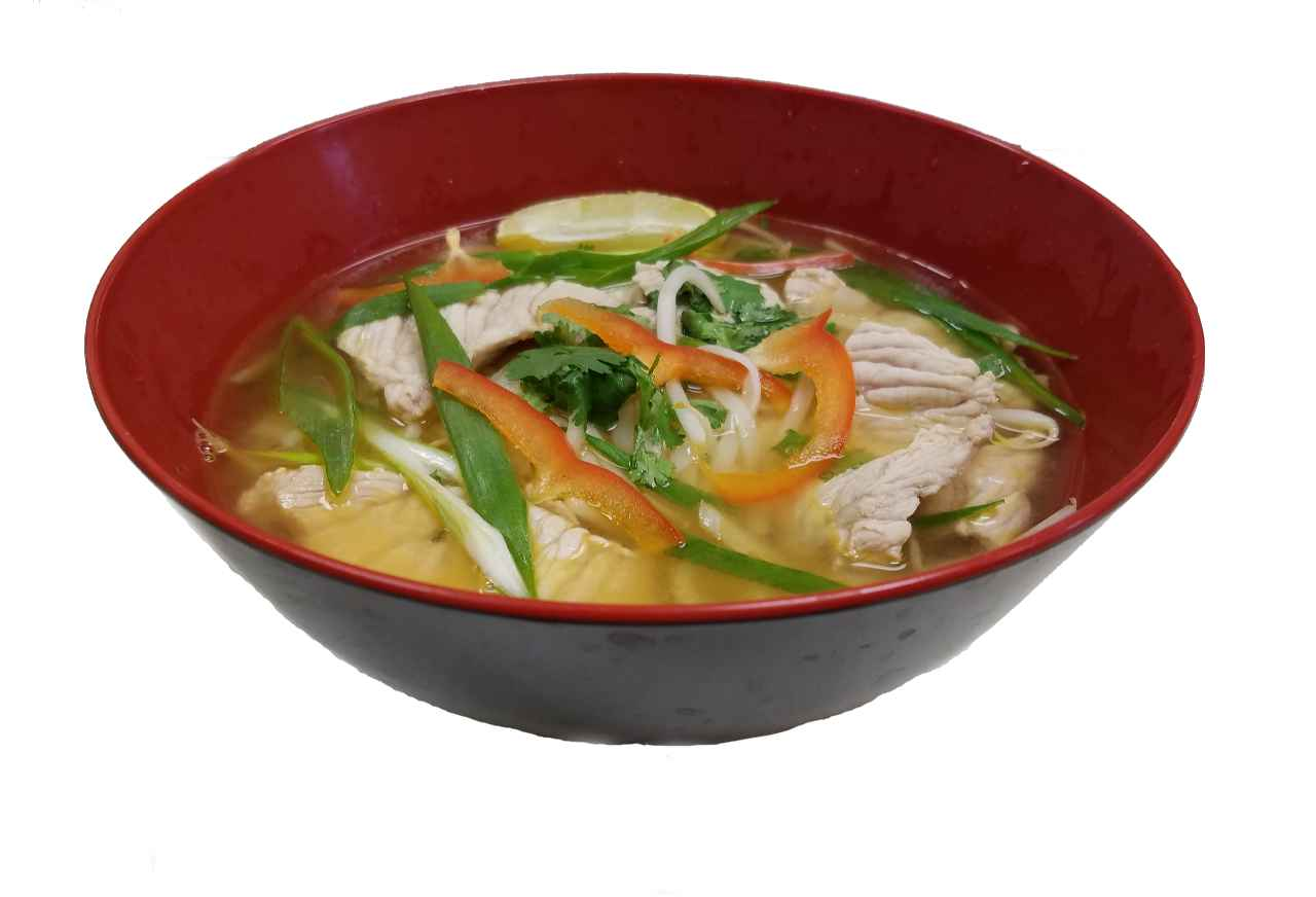 52. Spicy Vietnamese Pho Soup