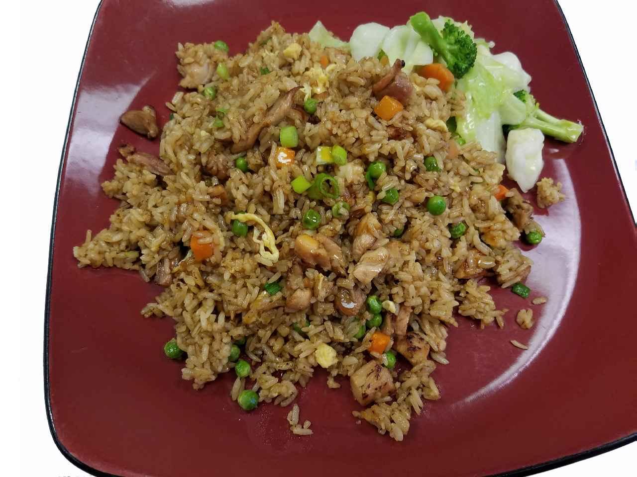 #8. Chicken Fried Rice