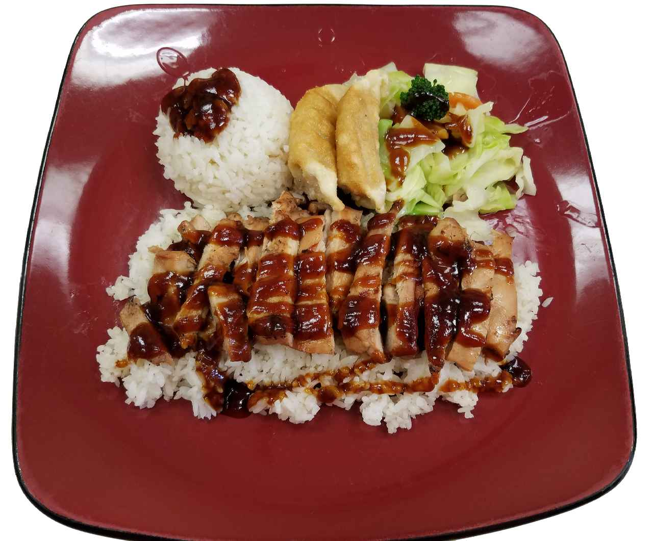 93-Lunch-Special-Chicken-Teriyaki-with-Gyoza-3