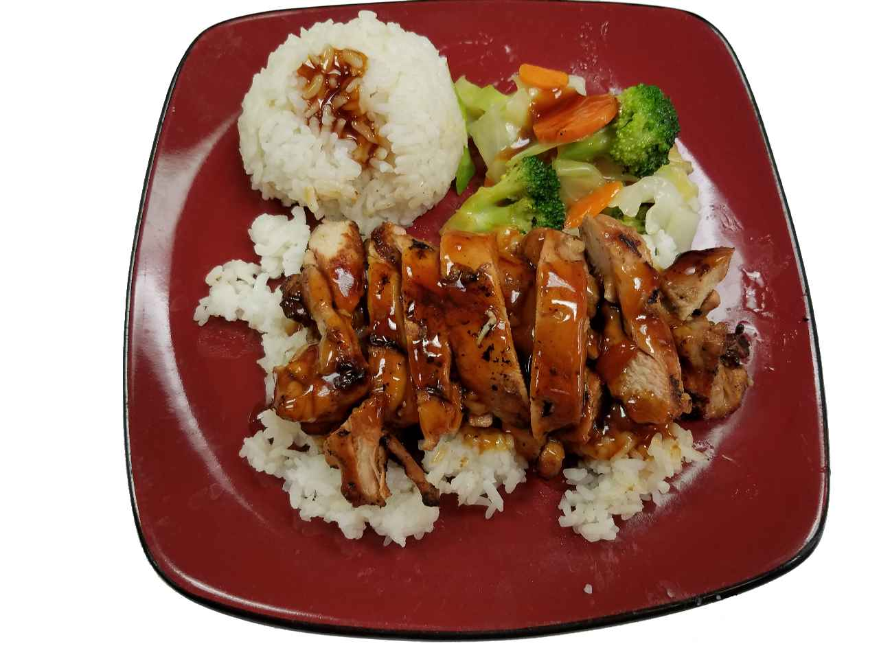 41. Kids Grilled Chicken Teriyaki
