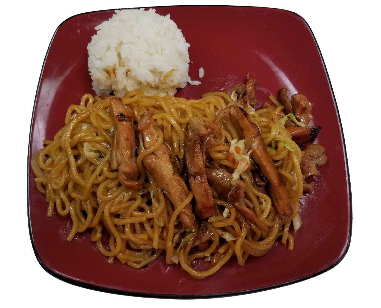42. Kids Chicken Yakisoba
