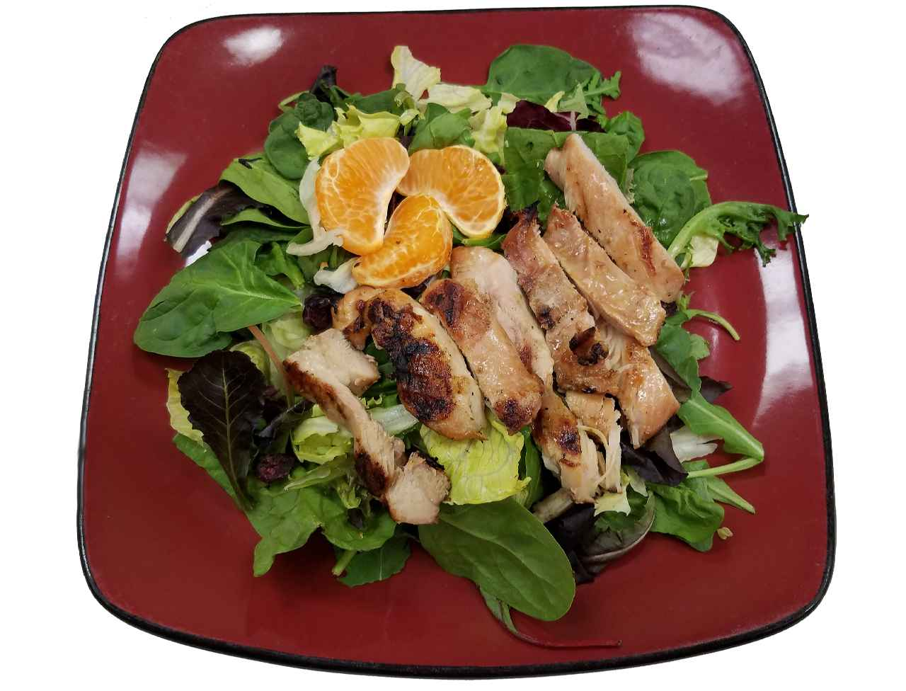 62. Teriyaki secret Chicken Salad
